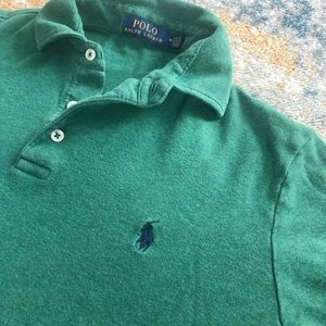 Polo by Ralph Lauren men's polo shirt. Size M